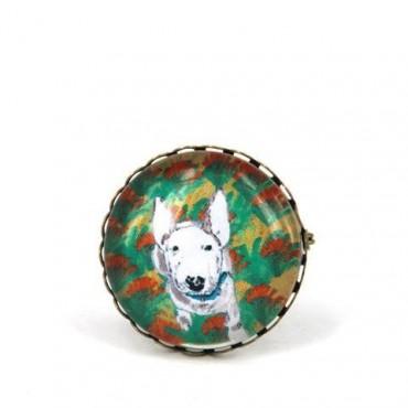 Broche - Dog