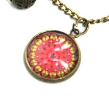 Pulsera de cadena - Mandala