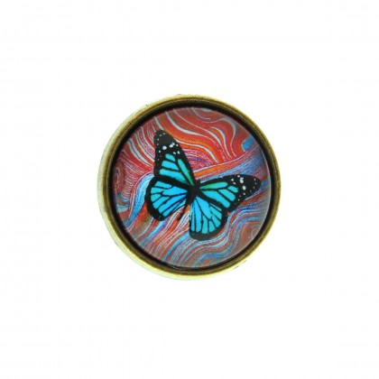 Anillo Grande - Butterfly