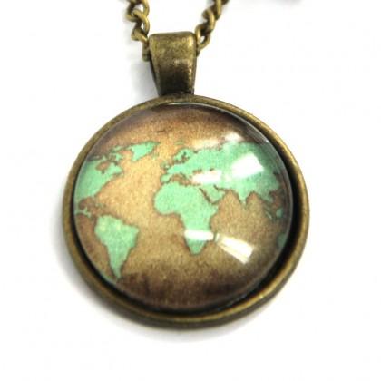 Collar Scope 25 - Mapa