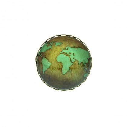 Broche - Mapa