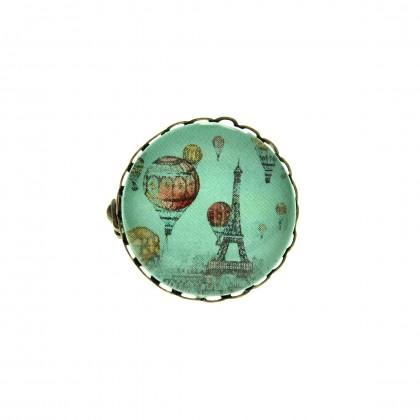 Broche - Paris Balloon