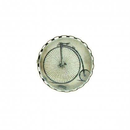 Broche - Bicycle
