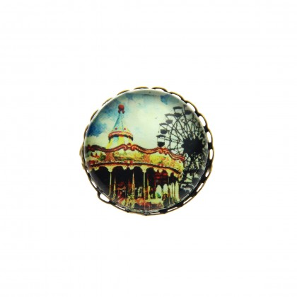 Broche - Carrussel