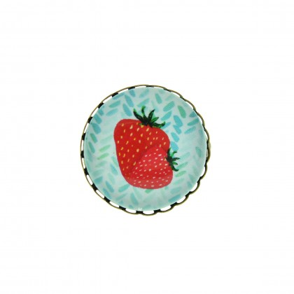 Broche - Strawberry