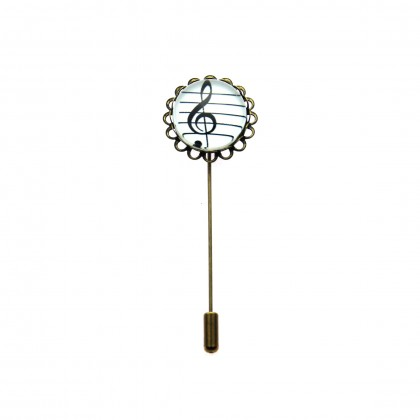 Broche de alfiler - Sing a Song