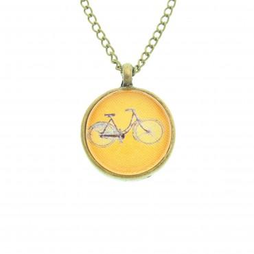 Collar Scope 20 - Bici Naranja