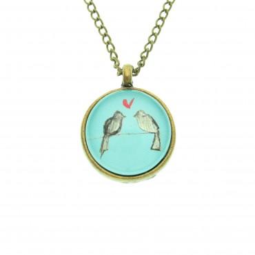 Collar Scope 20 - Love Birds
