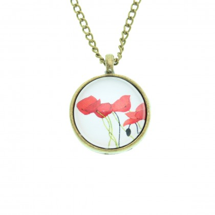 Collar Scope 20 - Poppy