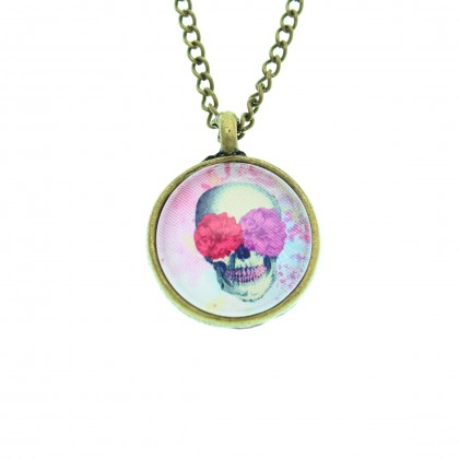 Collar Scope 20 - Skull
