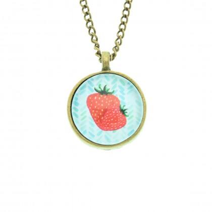 Collar Scope 20 - Strawberry