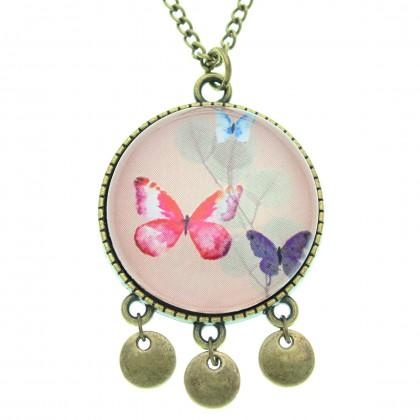 Collar Scope 30 - Butterflies