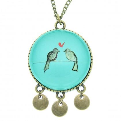 Collar Scope 30 - Love Birds