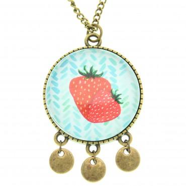 Collar Scope 30 - Strawberry