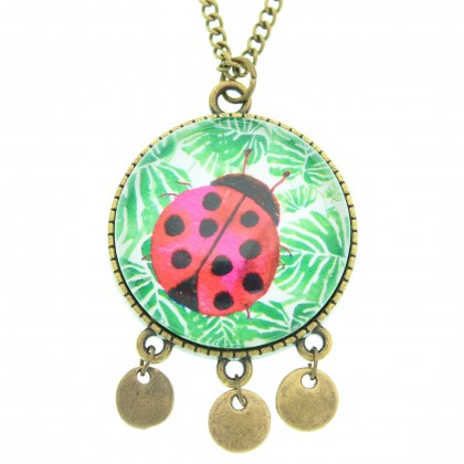 Collar Scope 30 - Ladybug