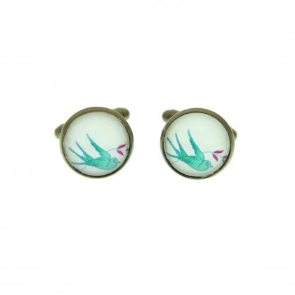 Gemelos - Green Bird