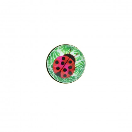 Anillo Pequeño - Ladybug