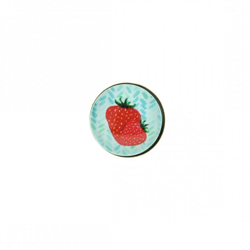 Anillo Pequeño - Strawberry