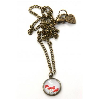 Collar Scope 14 - Poppy