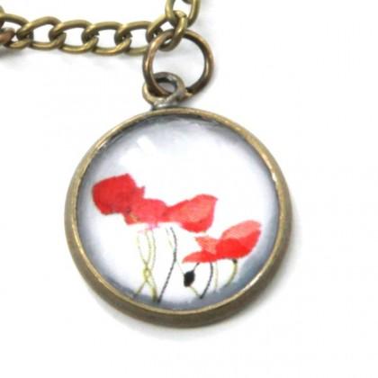 Pulsera de cadena - Poppy