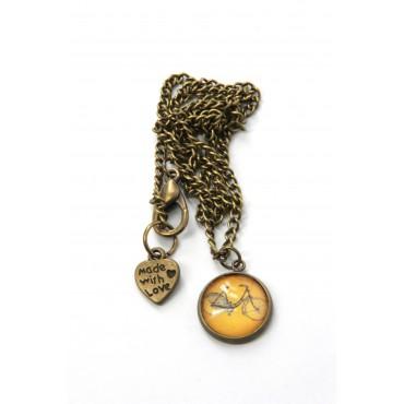 Collar Scope 14 - Bici Naranja