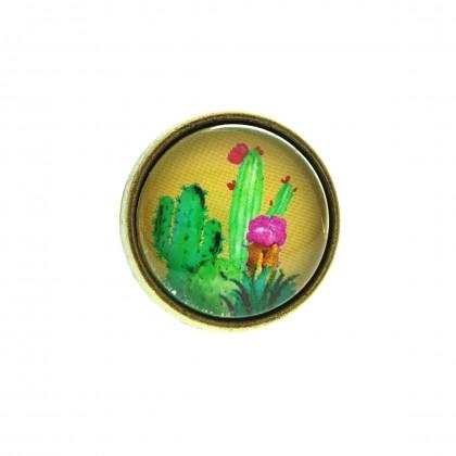 Anillo Grande - Cactus