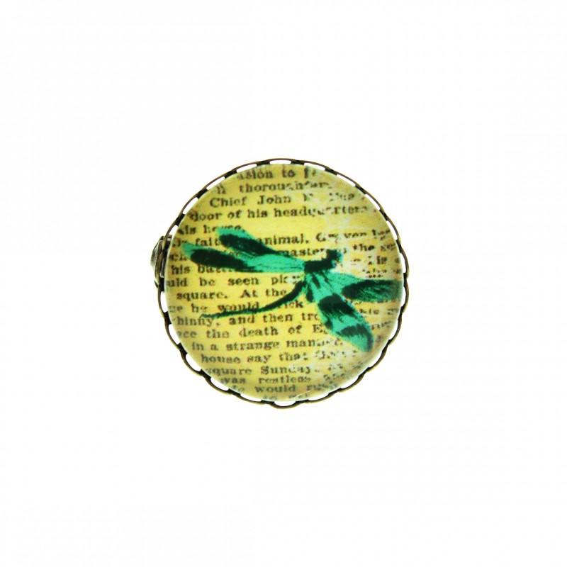 Broche - Libelula