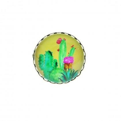 Broche - Cactus