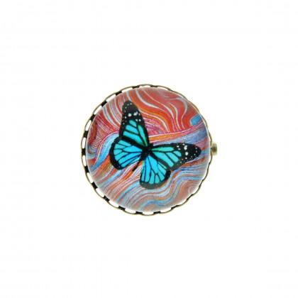 Broche - Butterfly