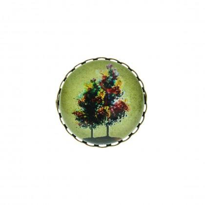 Broche - Tree
