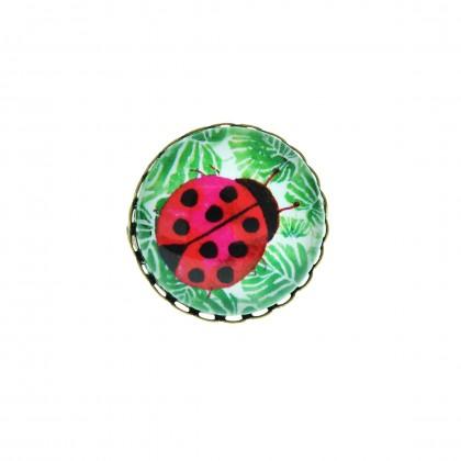 Broche - Ladybug