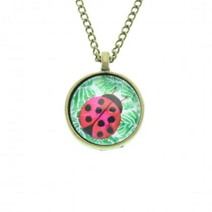 Collar Scope 20 - Ladybug