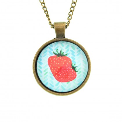 Collar Scope 25 - Strawberry