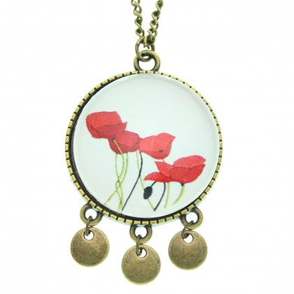 Collar Scope 30 - Poppy