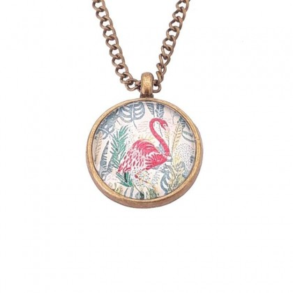 Collar Scope 20 - Flamingo