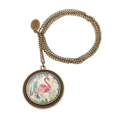 Collar Scope 30 Round - Flamingo