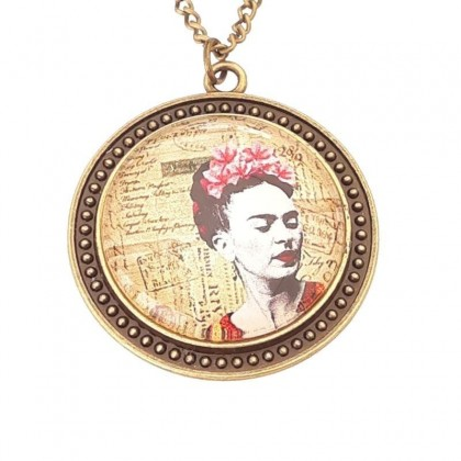 Collar Scope 30 Round - Frida