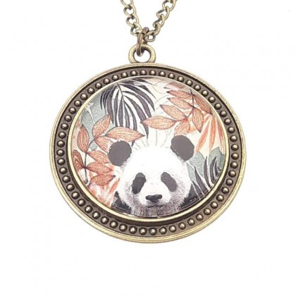 Collar Scope 30 Round - Panda