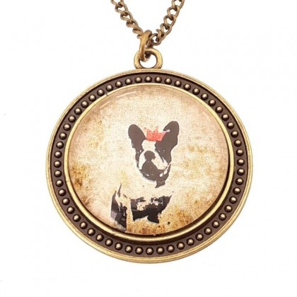 Collar Scope 30 Round - BULLDOG FRANCES