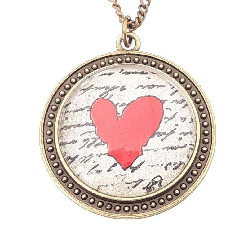 Collar Scope 30 Round - Love Message