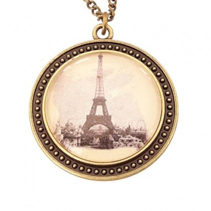 Collar Scope 30 Round - Paris