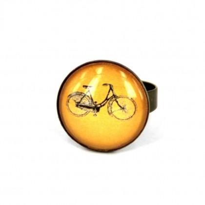 Anillo Pequeño - Bici Naranja