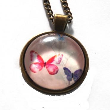Collar Scope 25 - Butterflies